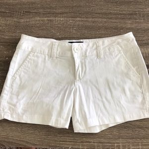 Polo Ralph Lauren white shorts